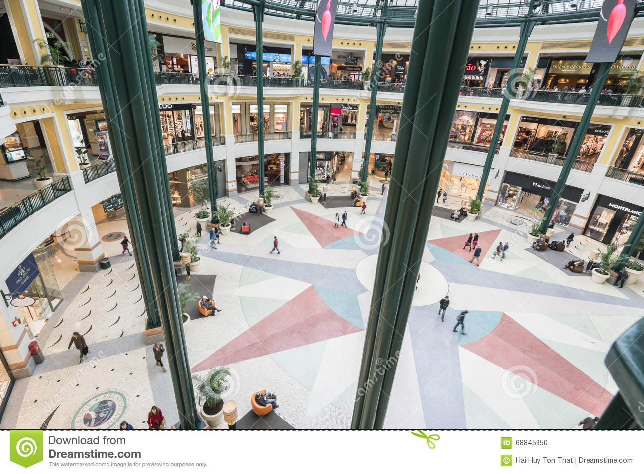 Colombo shopping center editorial image image 68845350 for Colombo design shop online