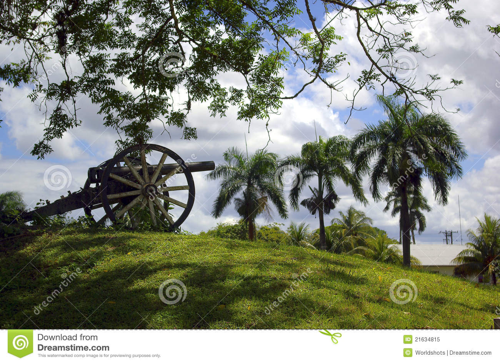 Colonial canon