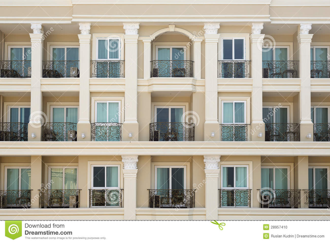 Download Colonial House In Asia Stock Photo Image Of Caribbean