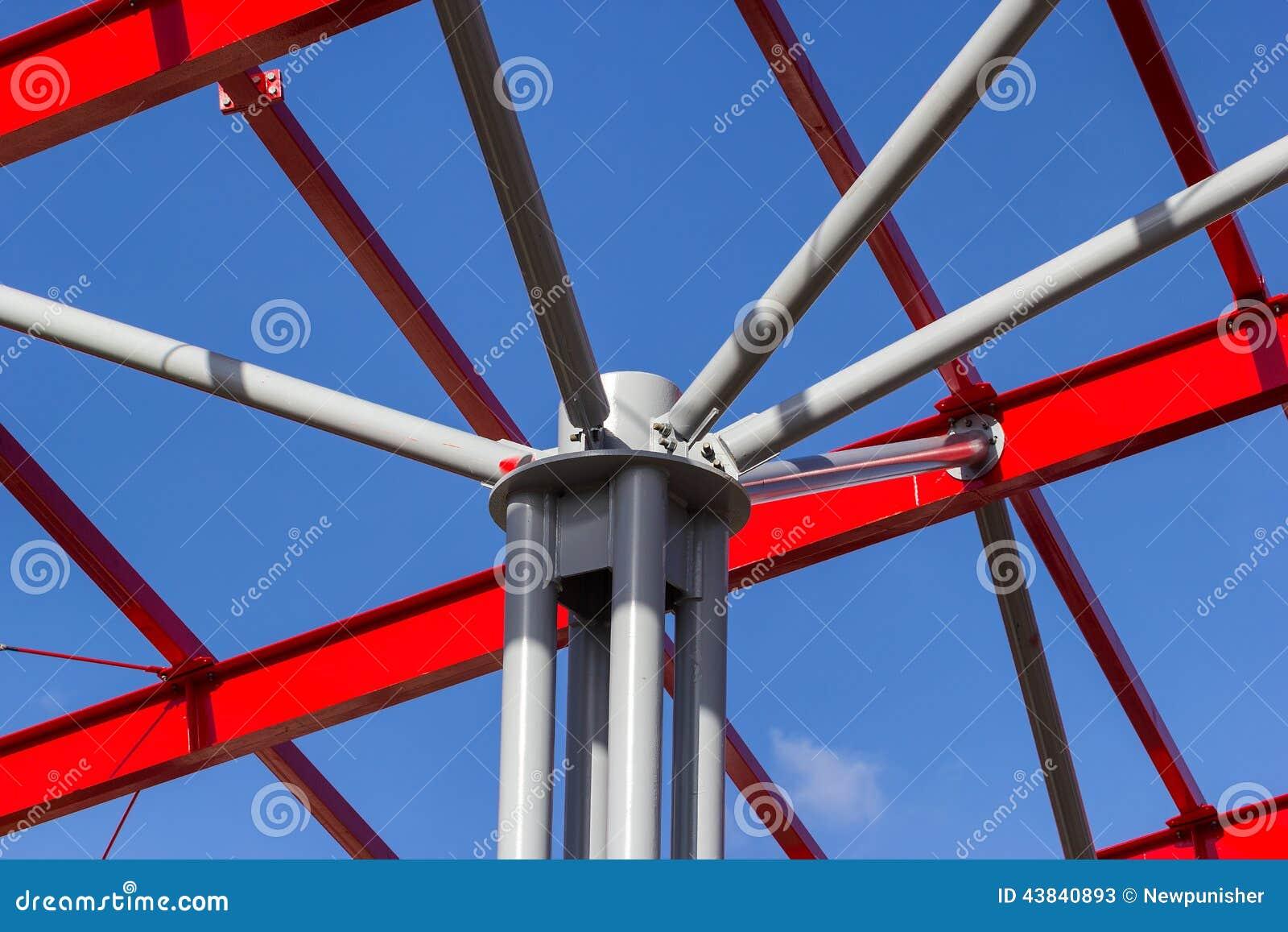 Colonna d acciaio