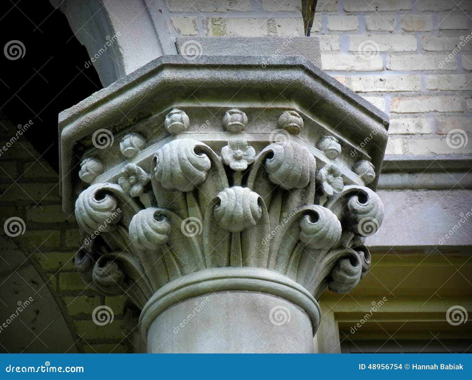 Colonna decorativa