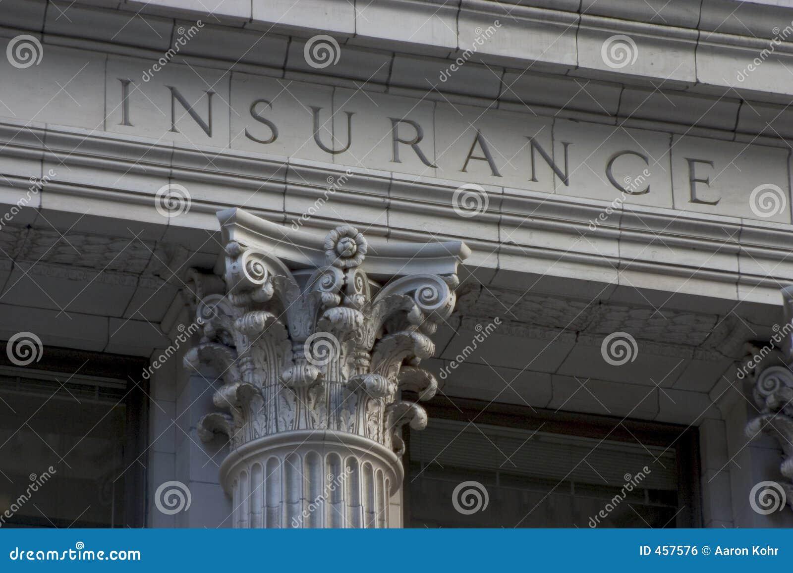 Colonna di assicurazione