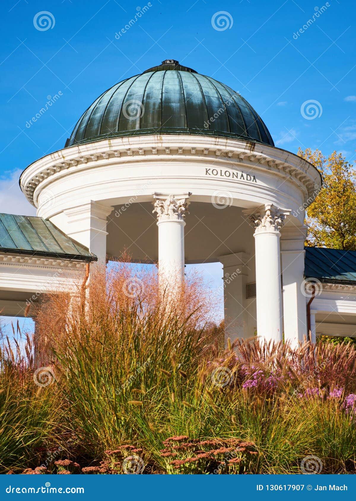 Colonnato in Marienbad
