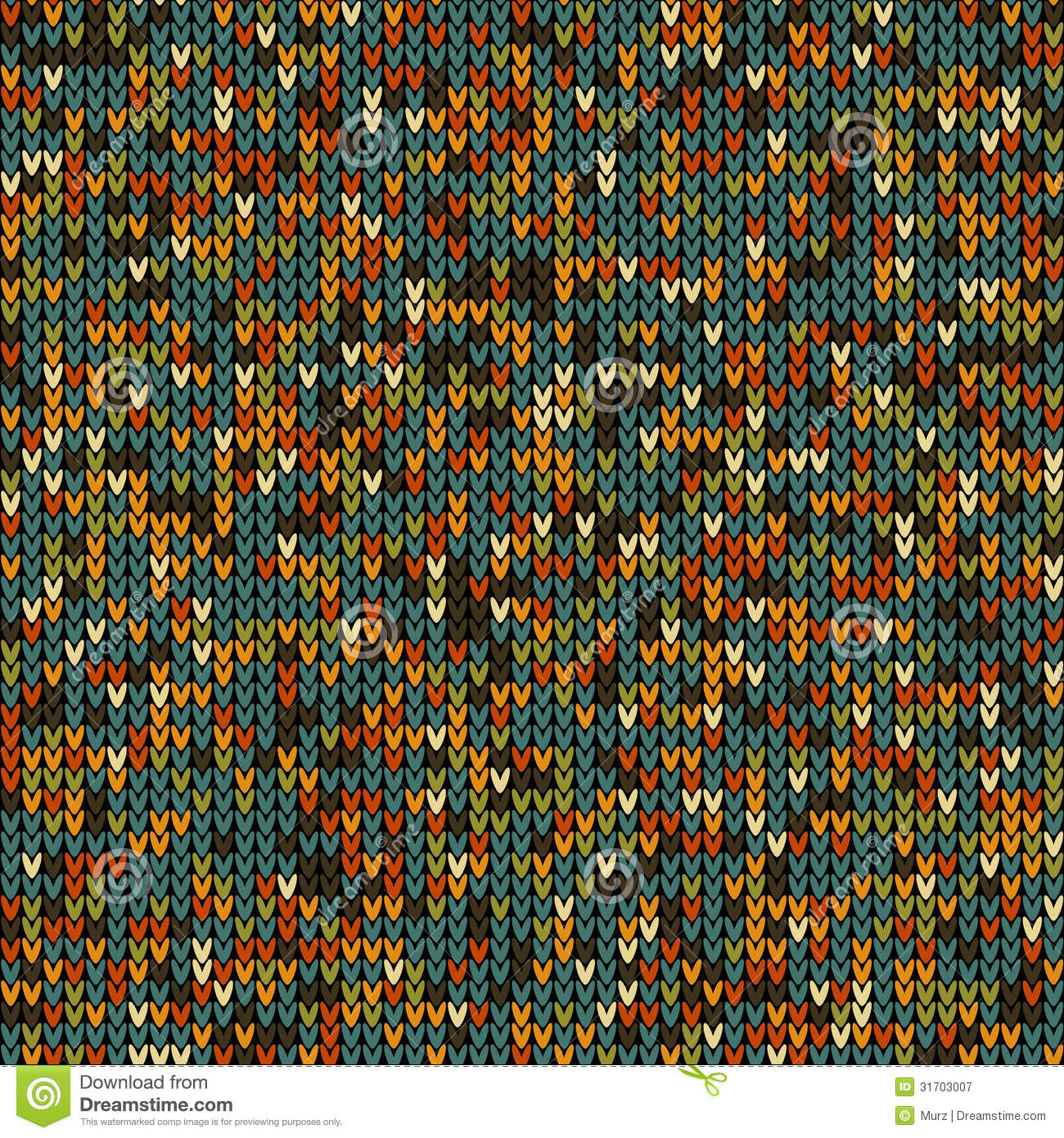 Coloorful Knitted Sweater Pattern Royalty Free Stock Photography - Image: 317...