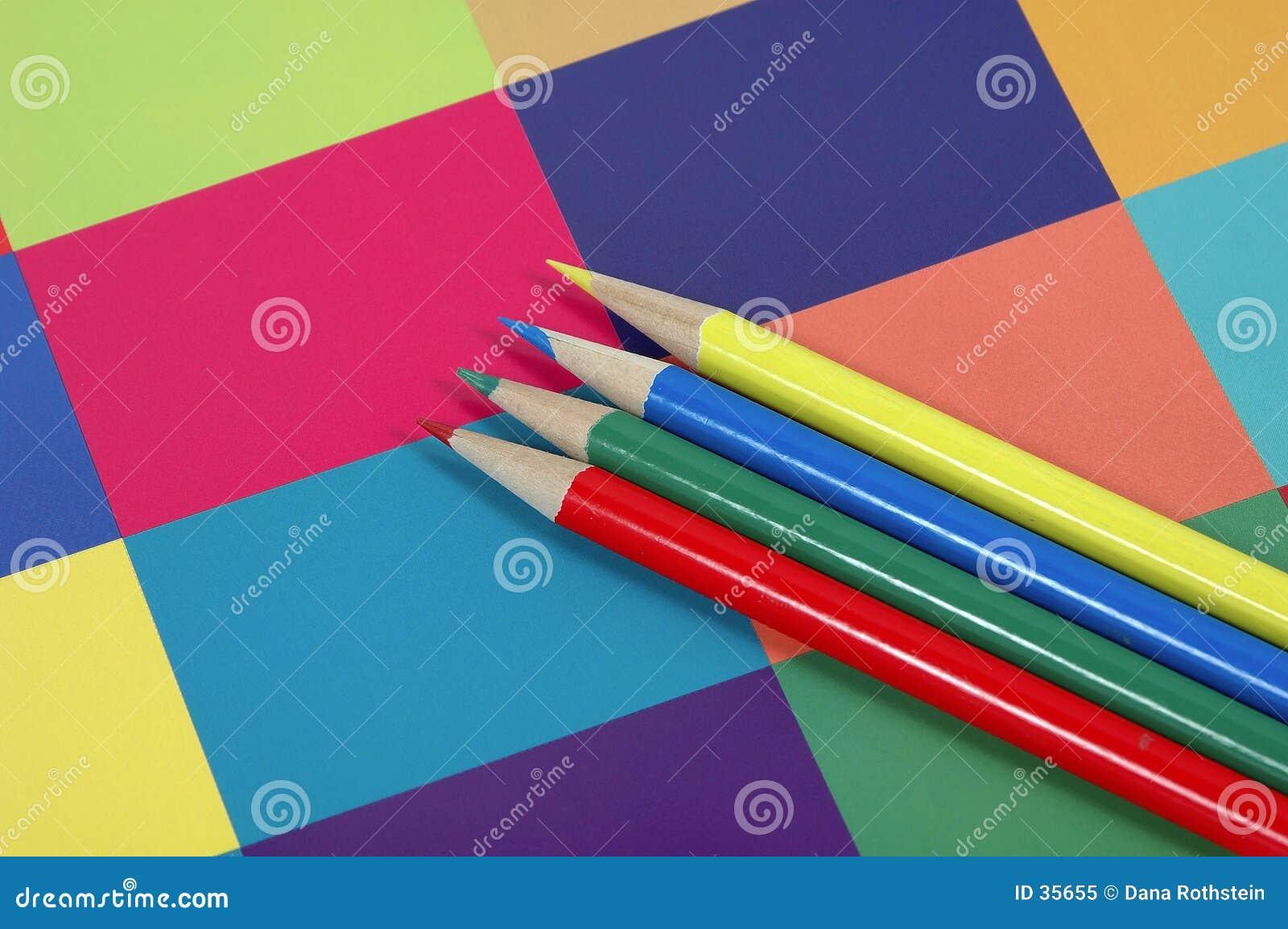 Download Color imagen de archivo. Imagen de publicidad, gráficos - 35655