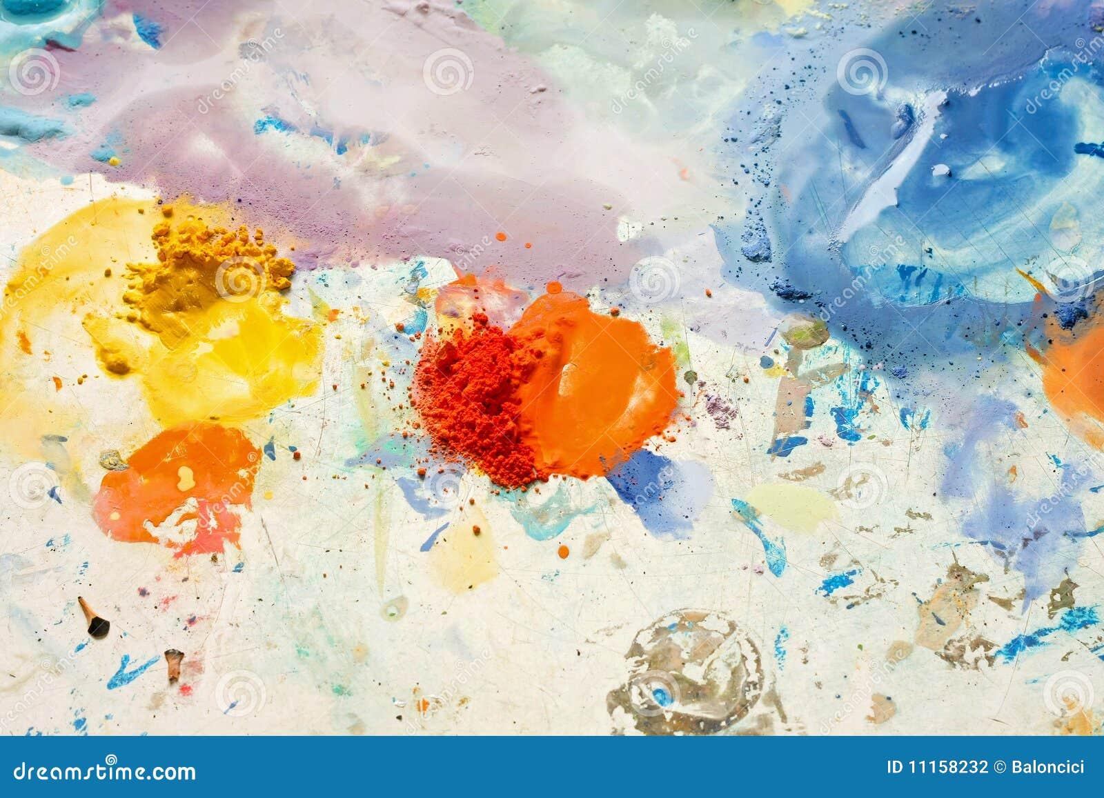 Color abstracto