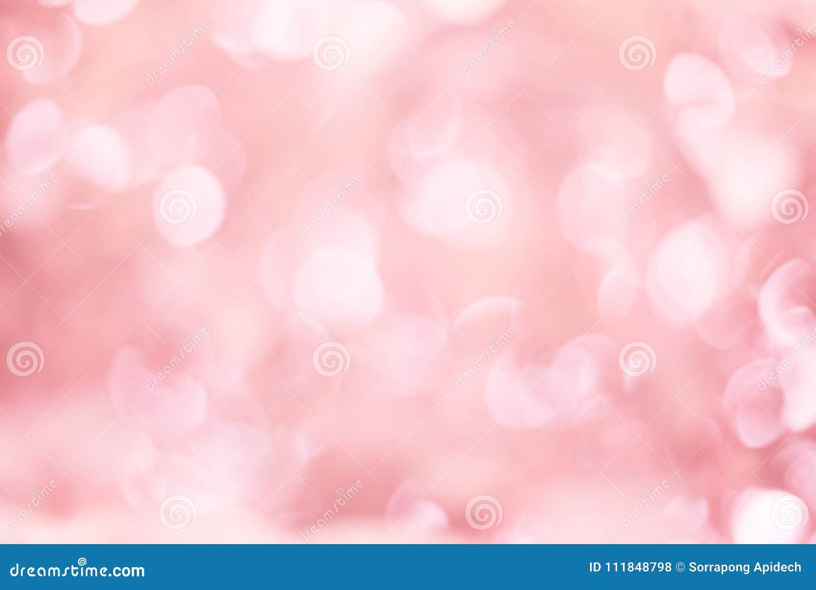 Color abstracto del rosa de la falta de definición para el diseño, backgr colorido de la luz del bokeh