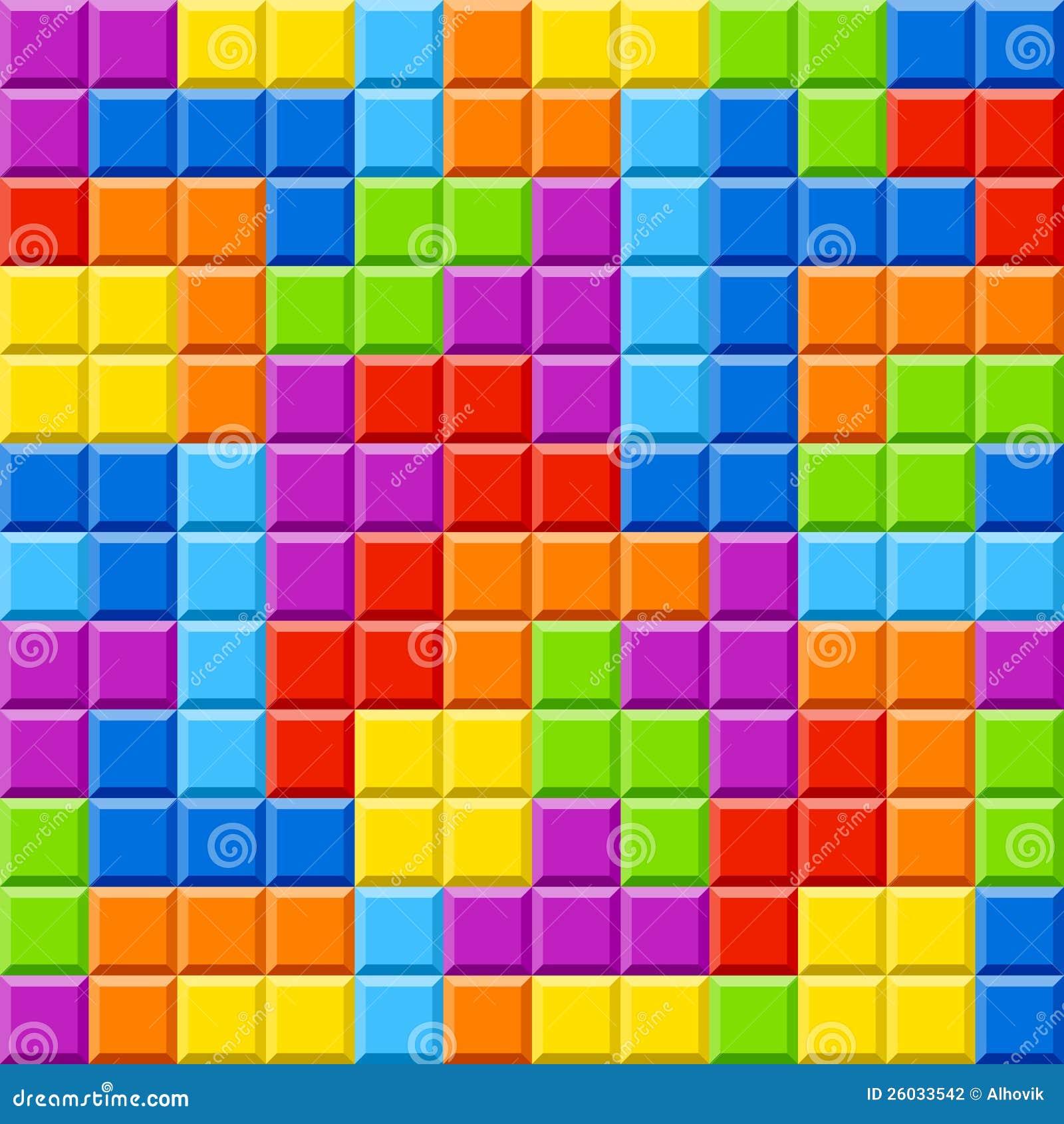 colored blocks wallpaper trololo - photo #21