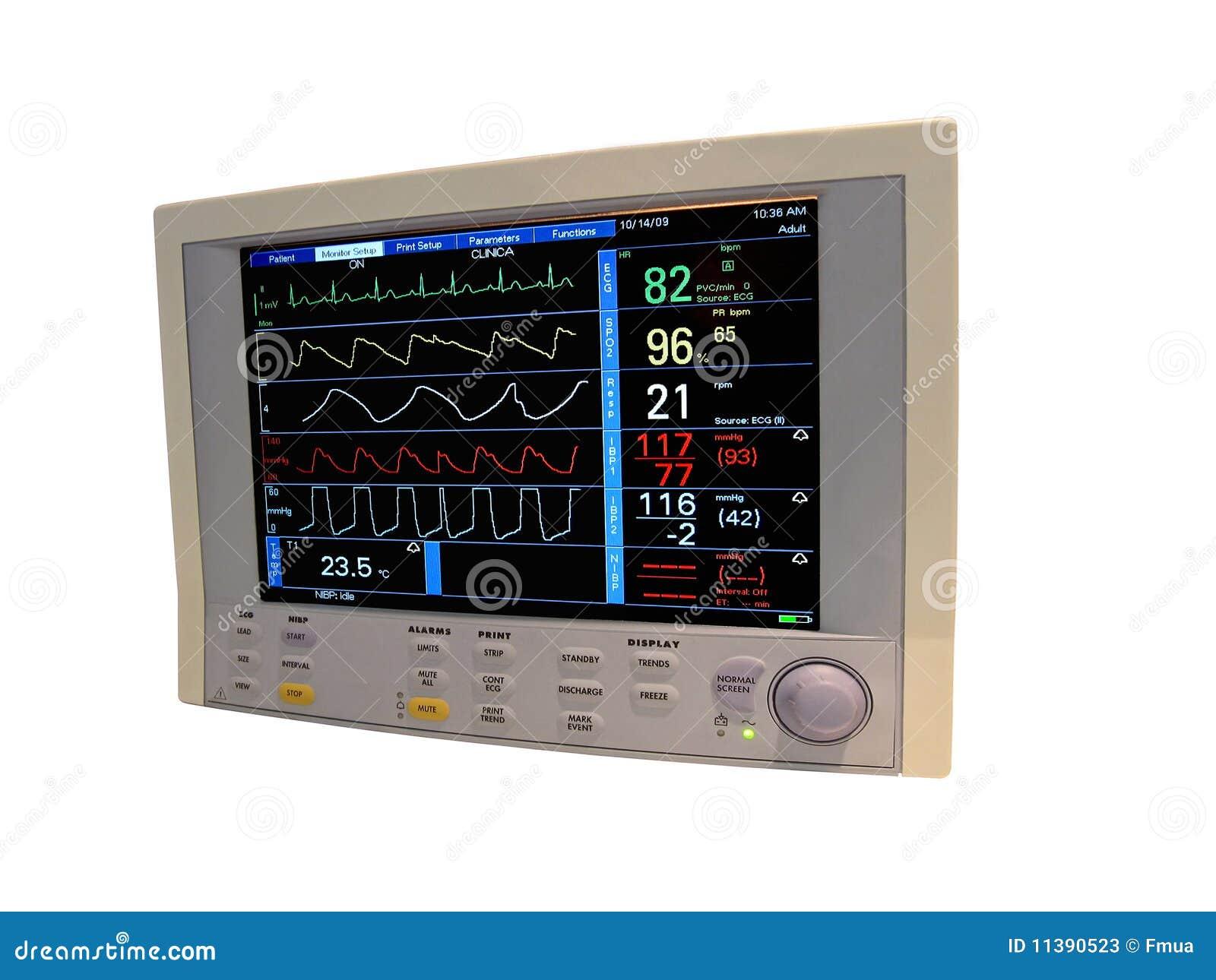 color cardiovascular monitor, doppler, diagnostic
