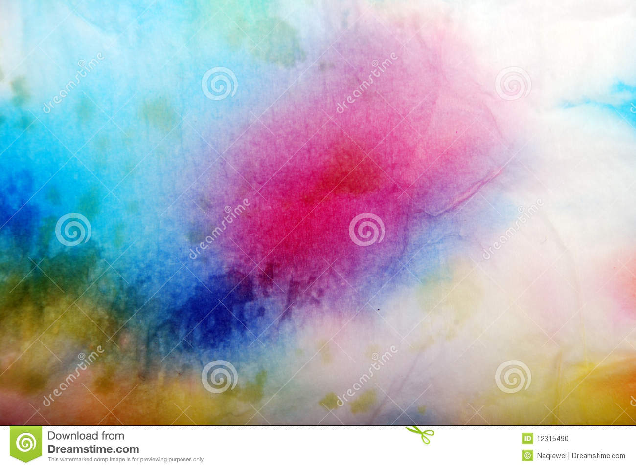 Painting Color color chinese painting background stock photo - image: 12315490