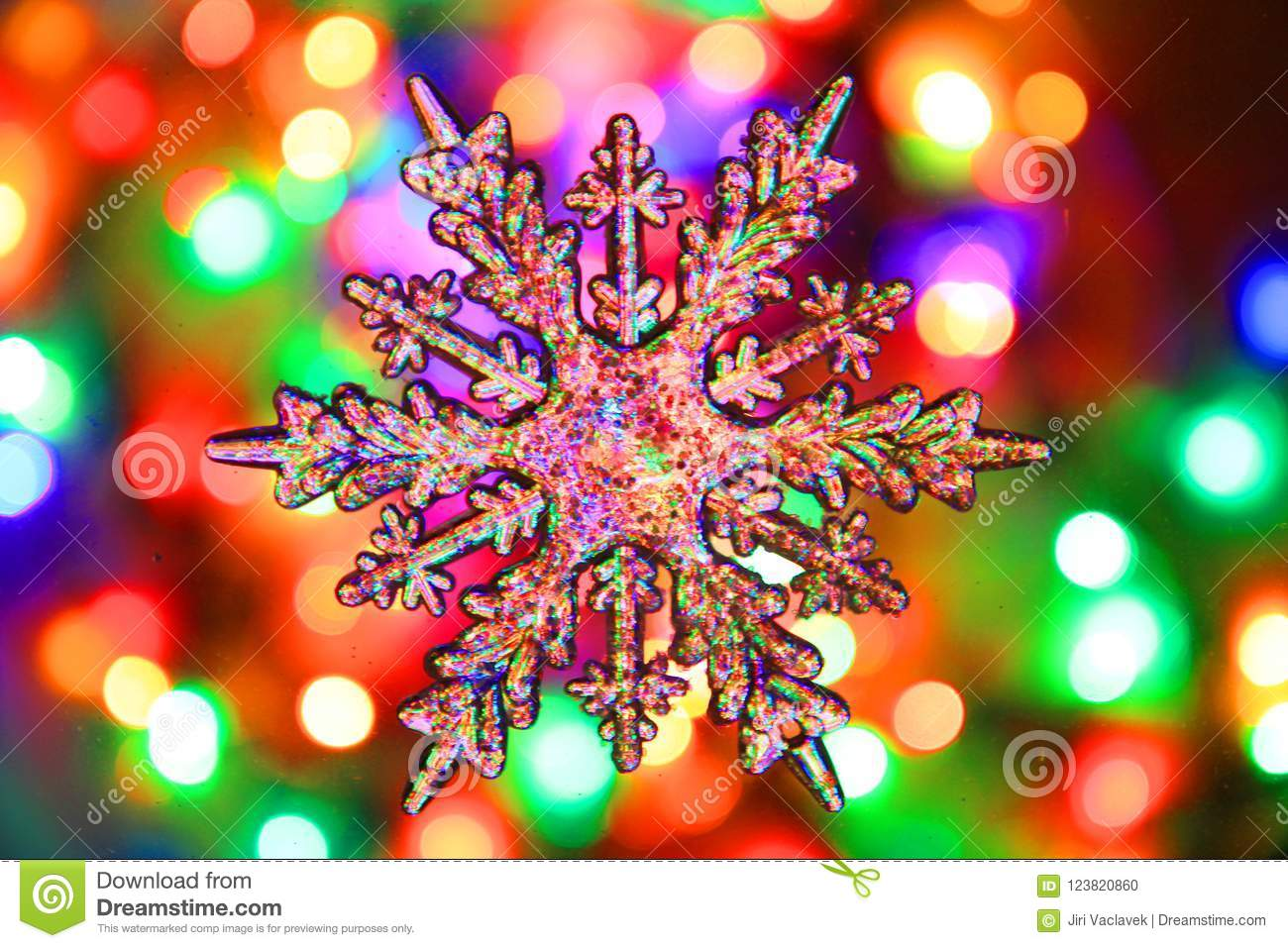 Colorful Christmas Lights Background.Color Christmas Lights Texture Stock Photo Image Of Gold