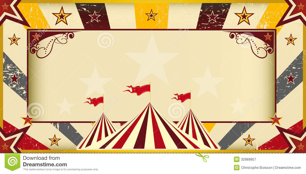 Circus Party Invitation Template for best invitation example
