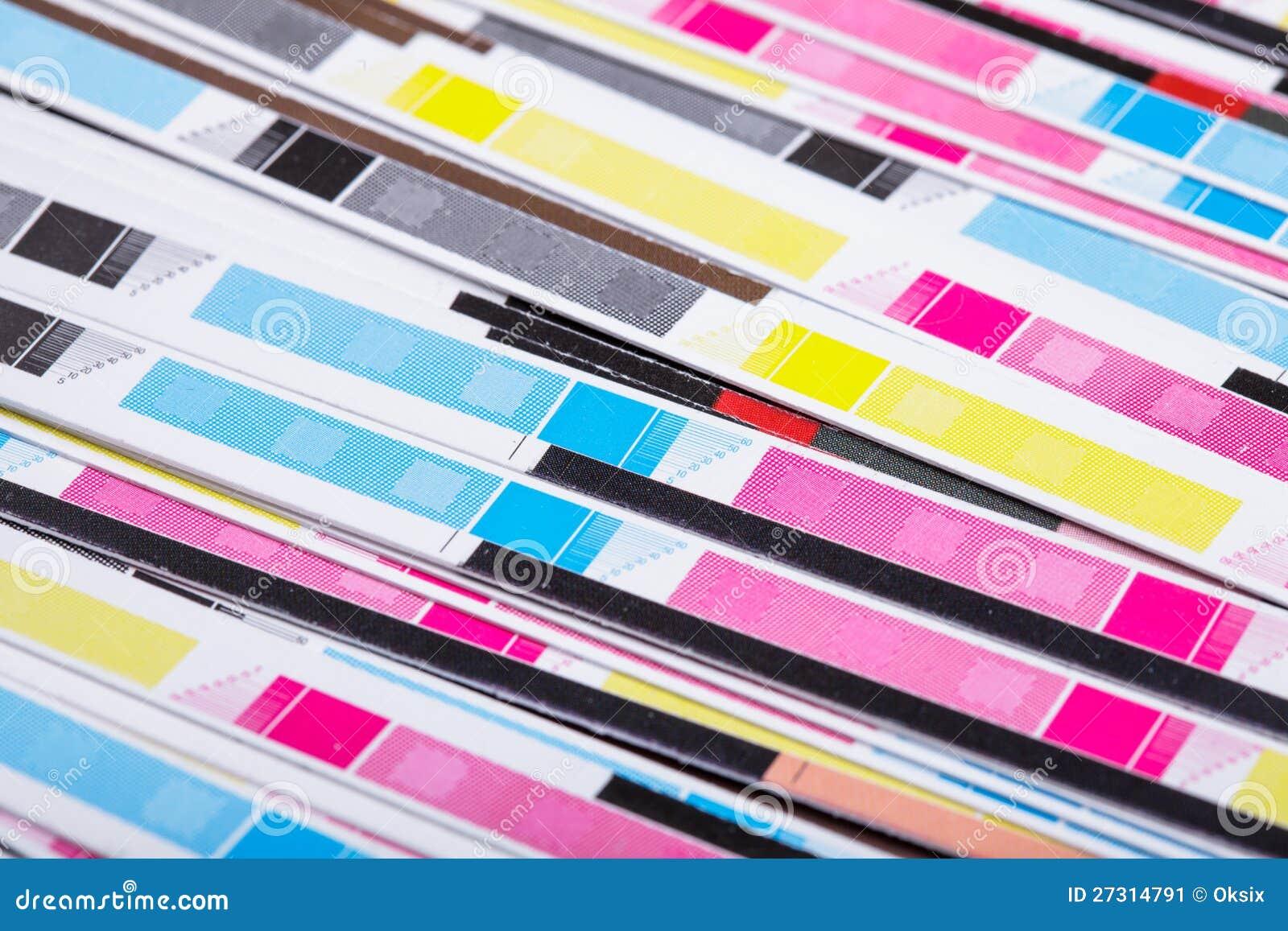 Color de CMYK