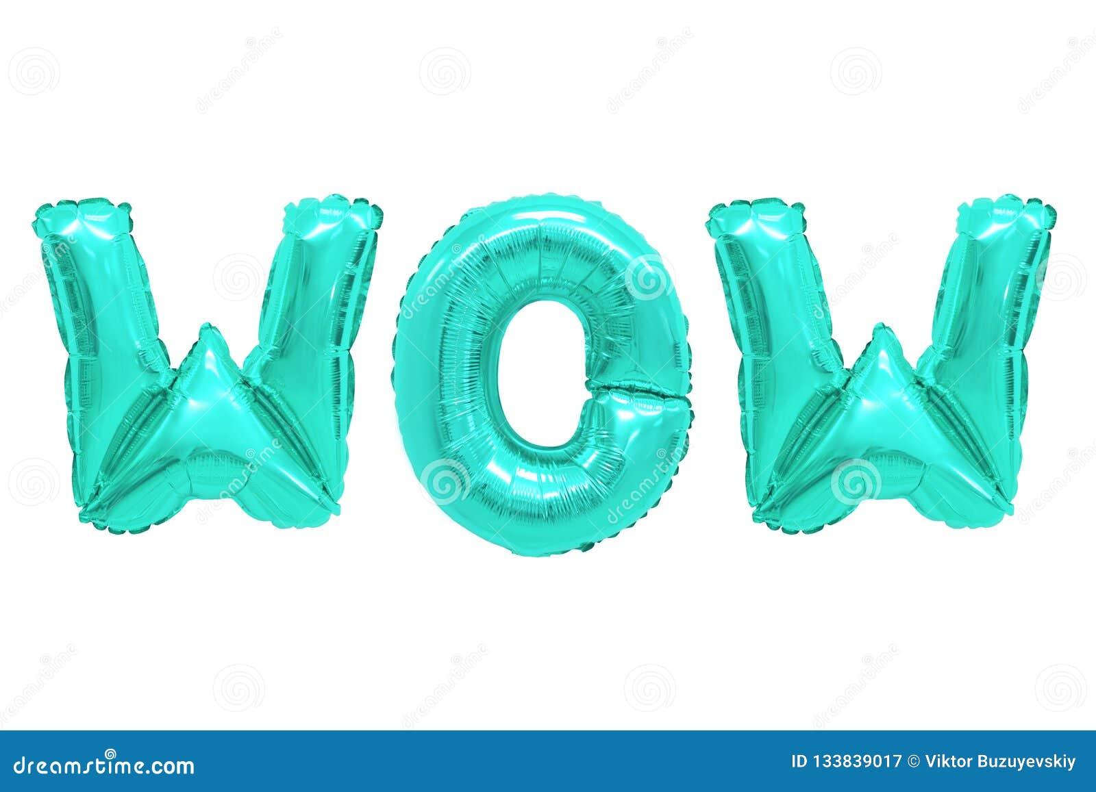 Color de la turquesa del wow