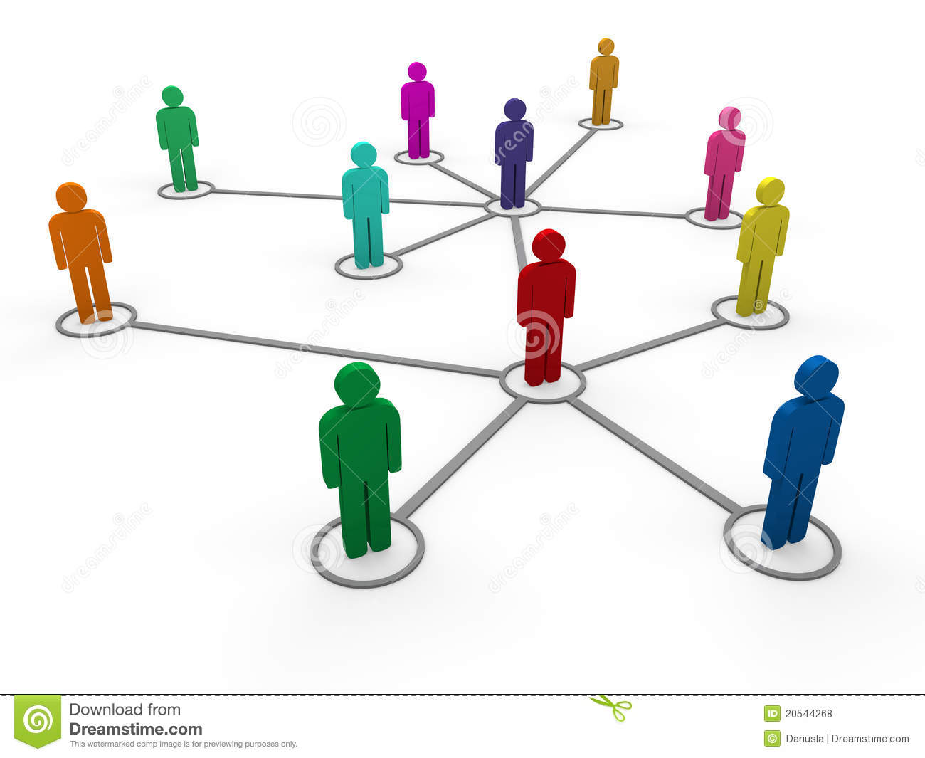 how to connect with people network marketing