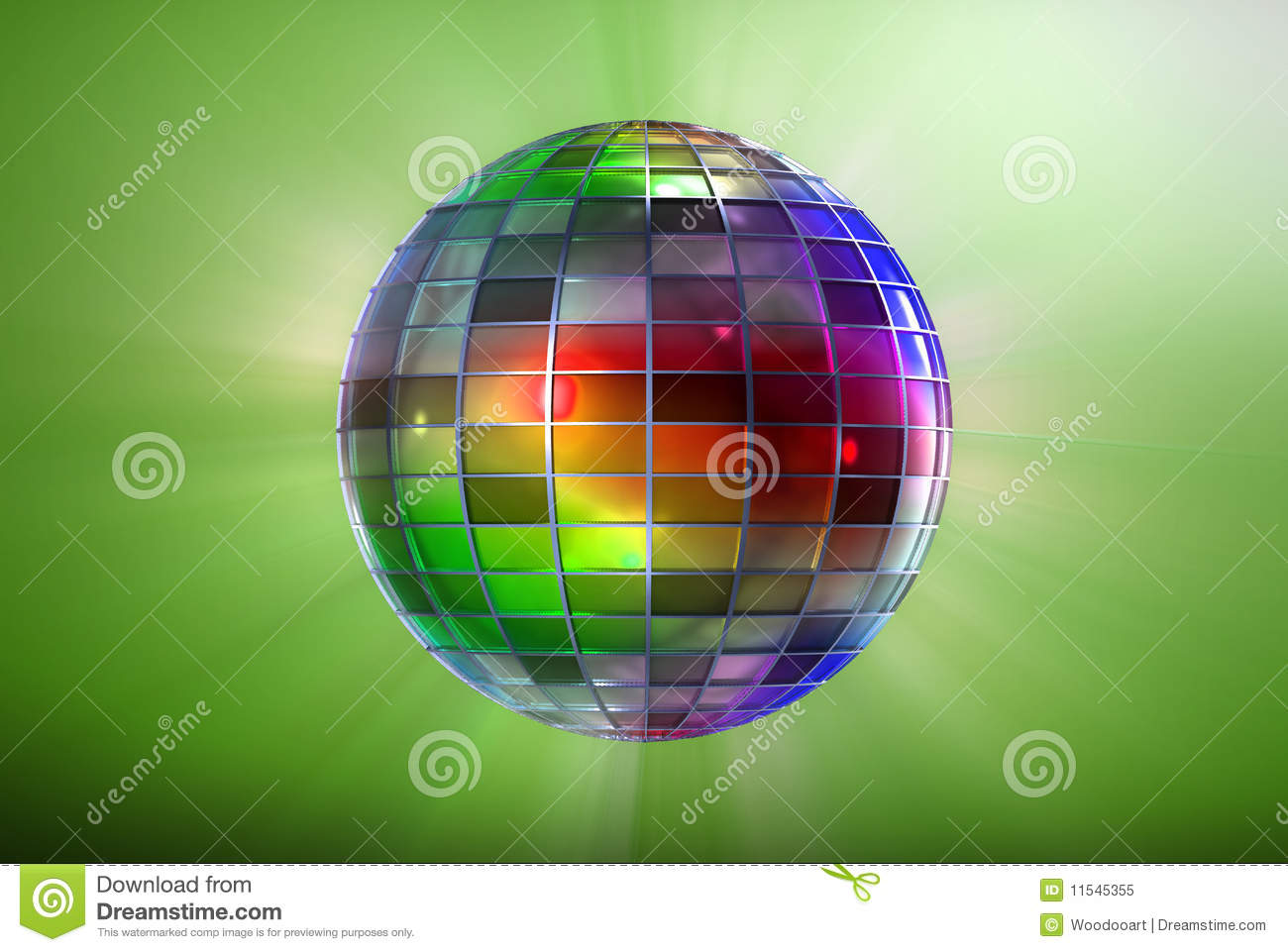Color disco ball royalty free stock photo image 11545355 for Disco ball coloring page