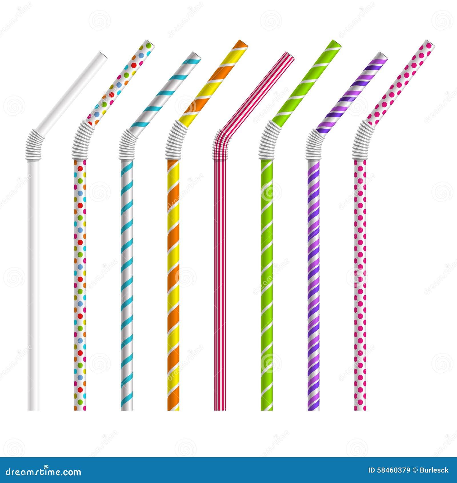Stripe Drinking Glass