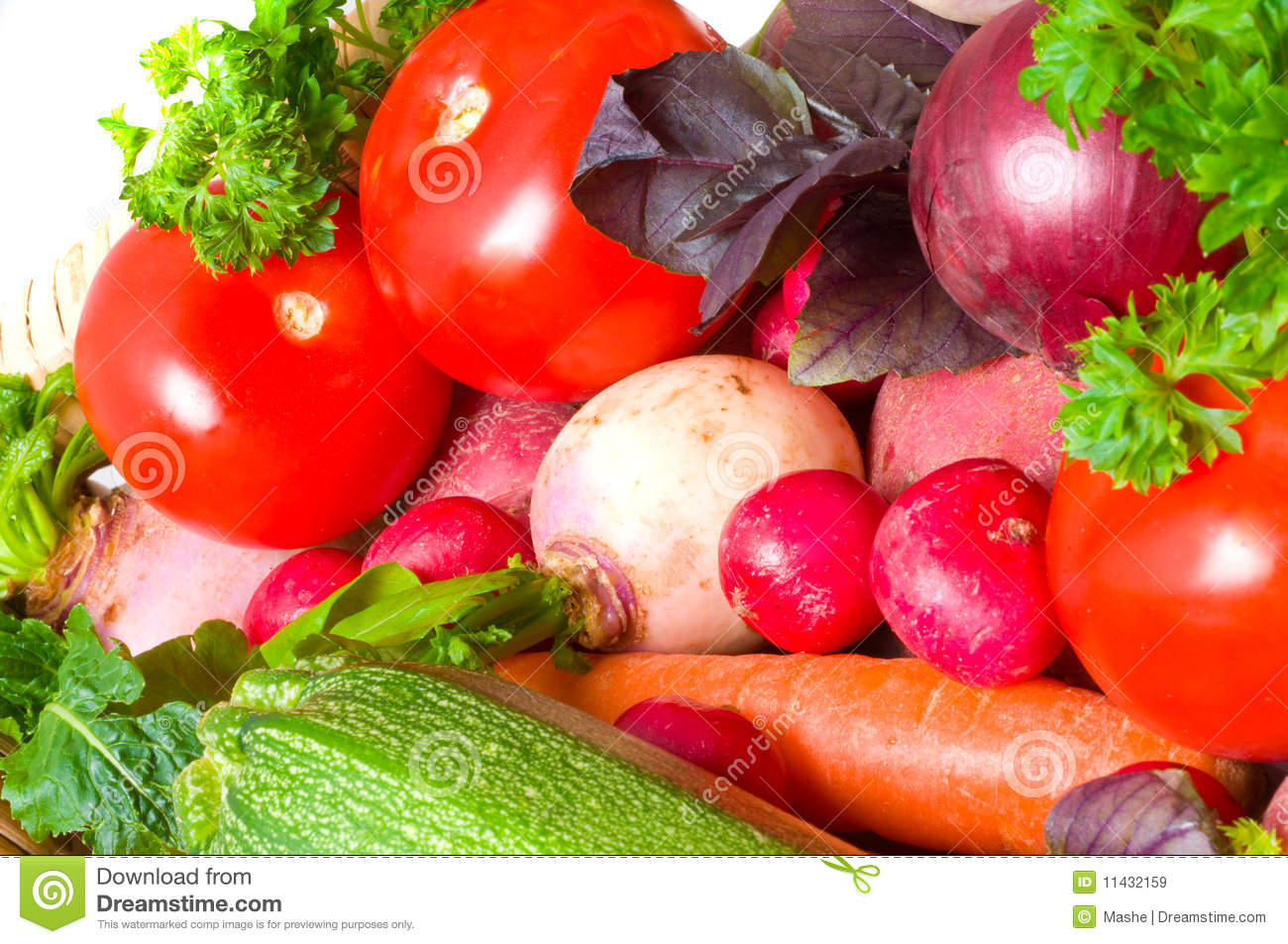Color fresh beautiful vegetables royalty free stock for Beautiful vegetables