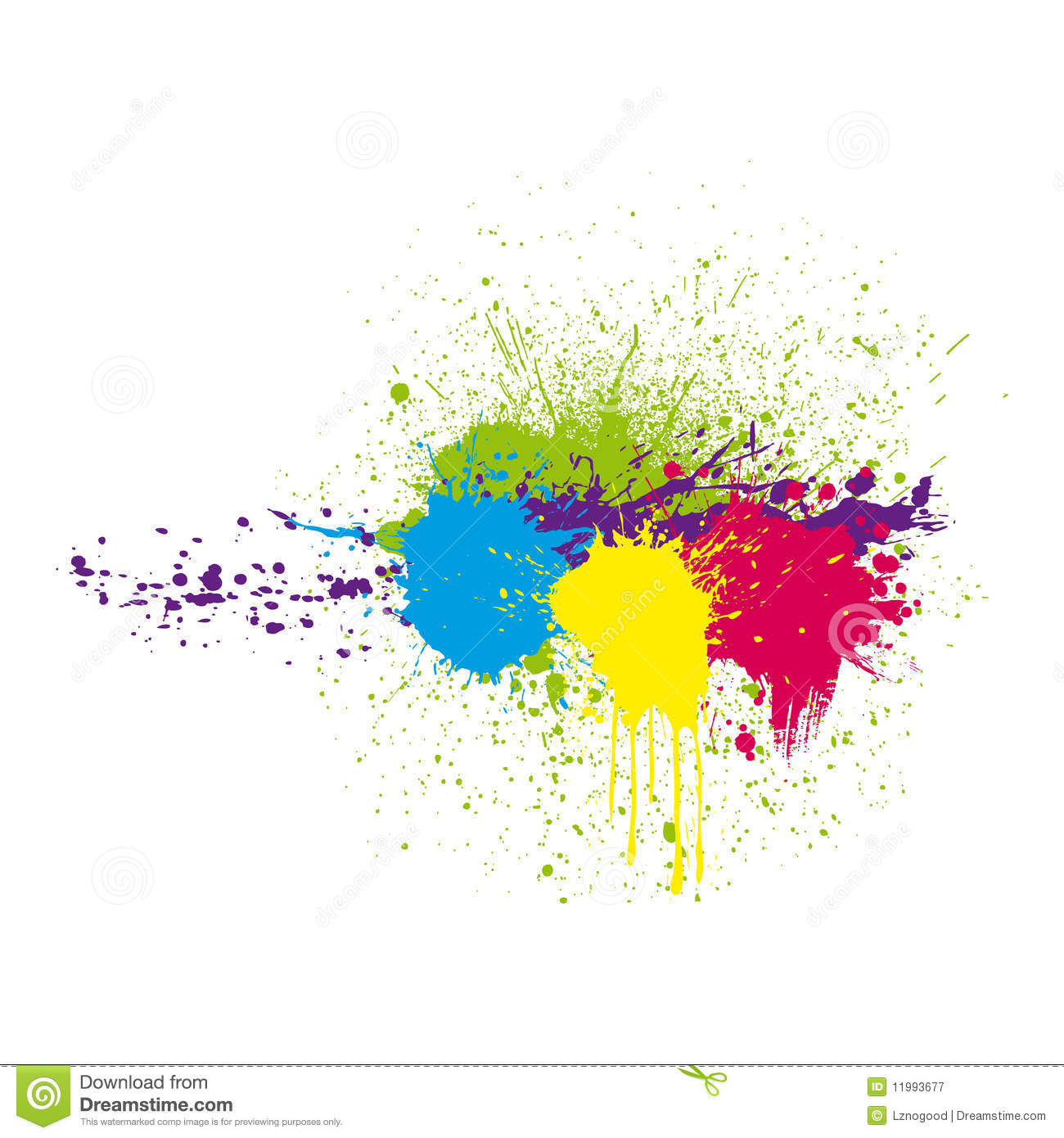 colorful and outline ink - photo #27