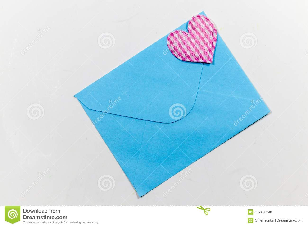 color letter envelopes and colored hearts stock photo image of