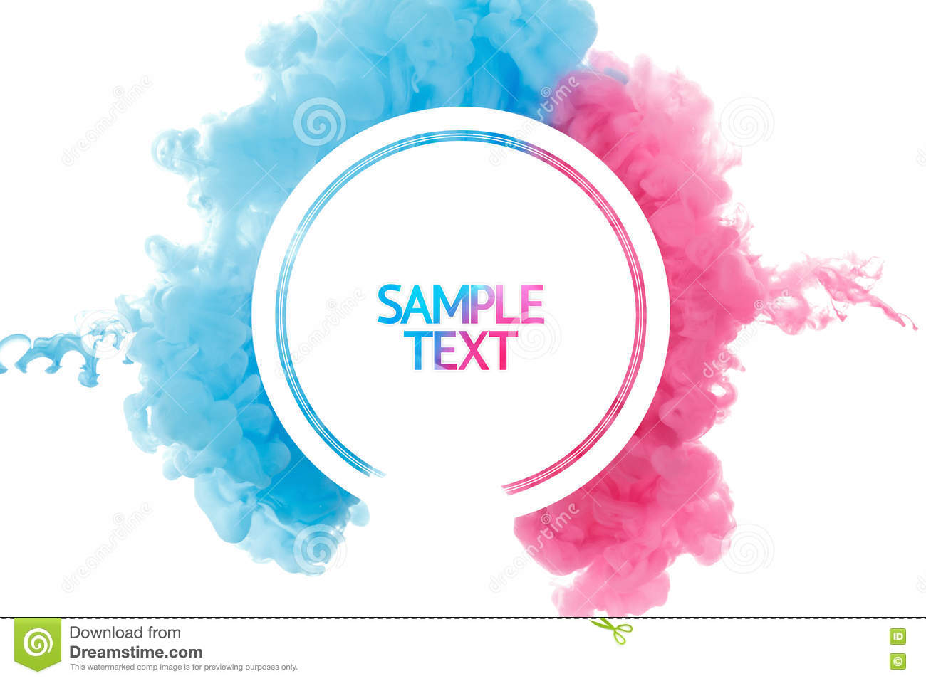 liquid template filters - color paint splash background liquid cloud ink abstract