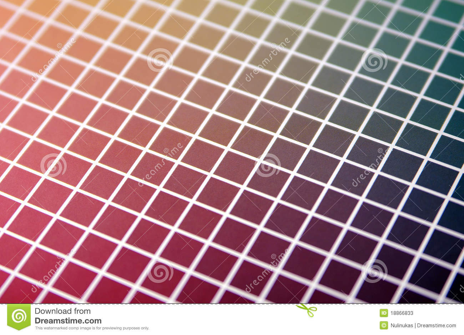 Color Palette Background Stock Photos - Image: 18866833