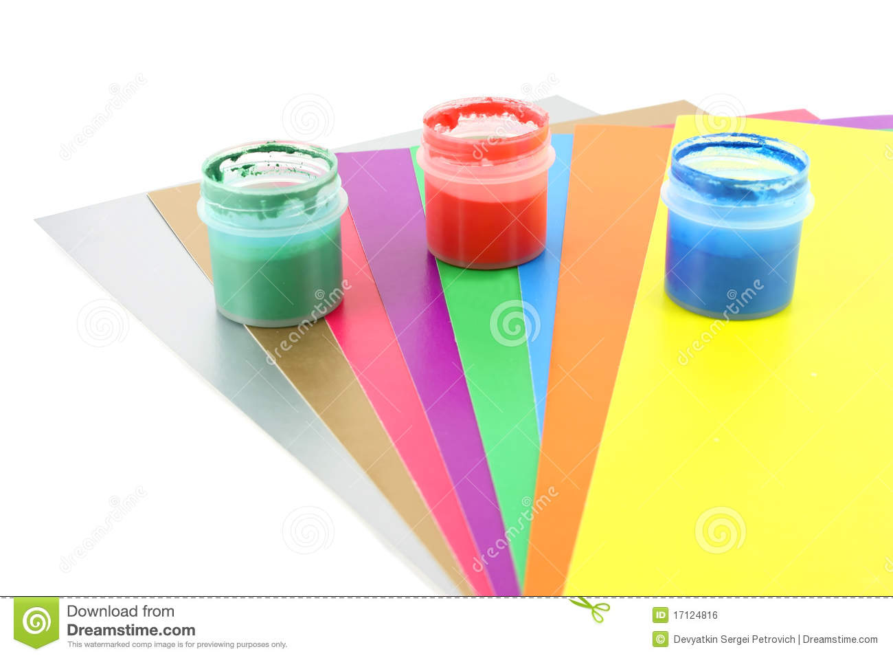 Color Papers Stock Photos, Illustrations, and Vector Art