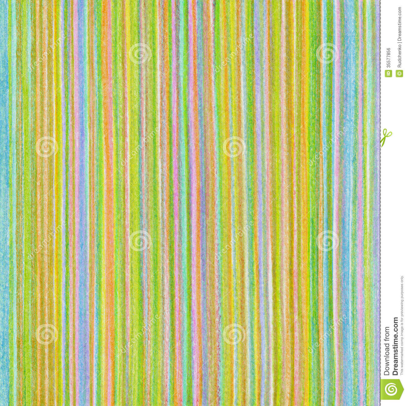 Color Pencil Background Royalty Free Stock Image Image