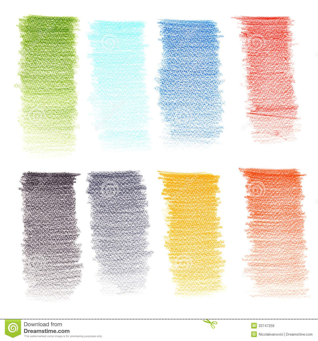 Color pencil texture stock illustration. Illustration of ...