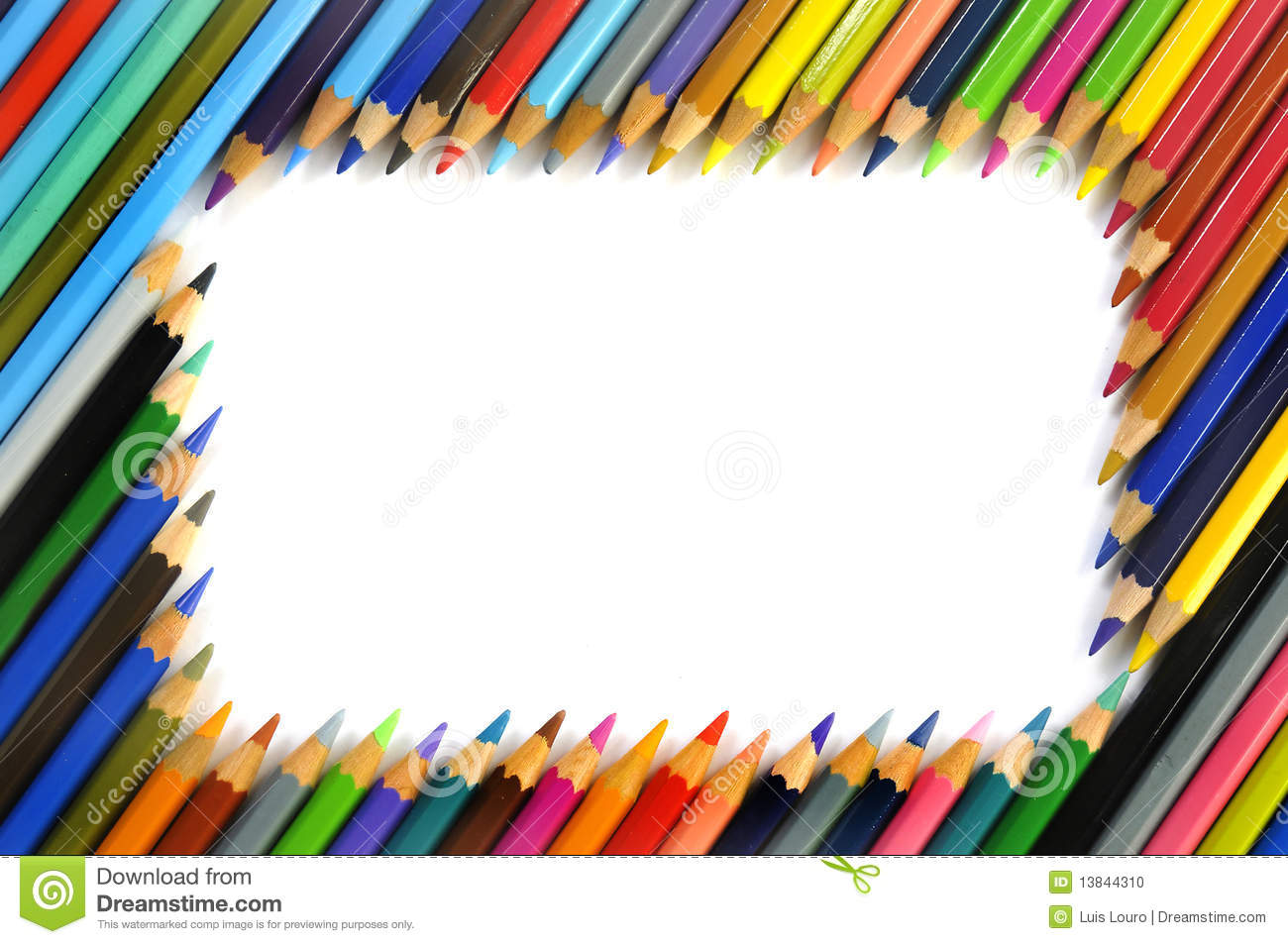 Color Pencils Stock Photo Image Of Life Palette Draw