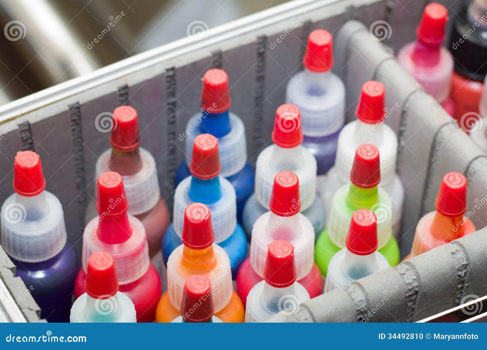 Color for a permanent makeup