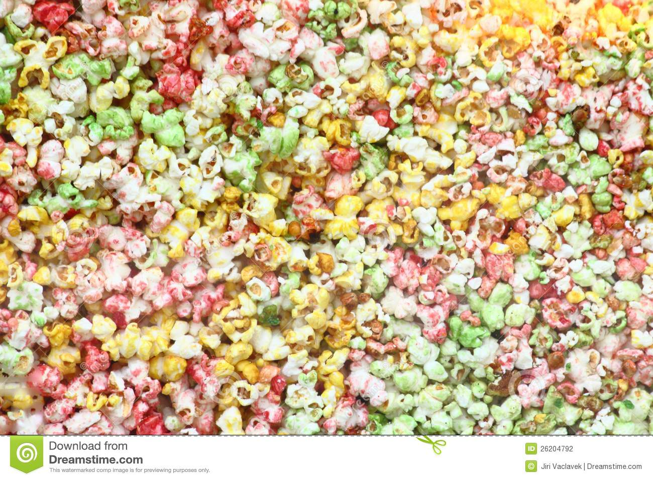 color popcorn background - Pop Corn Color