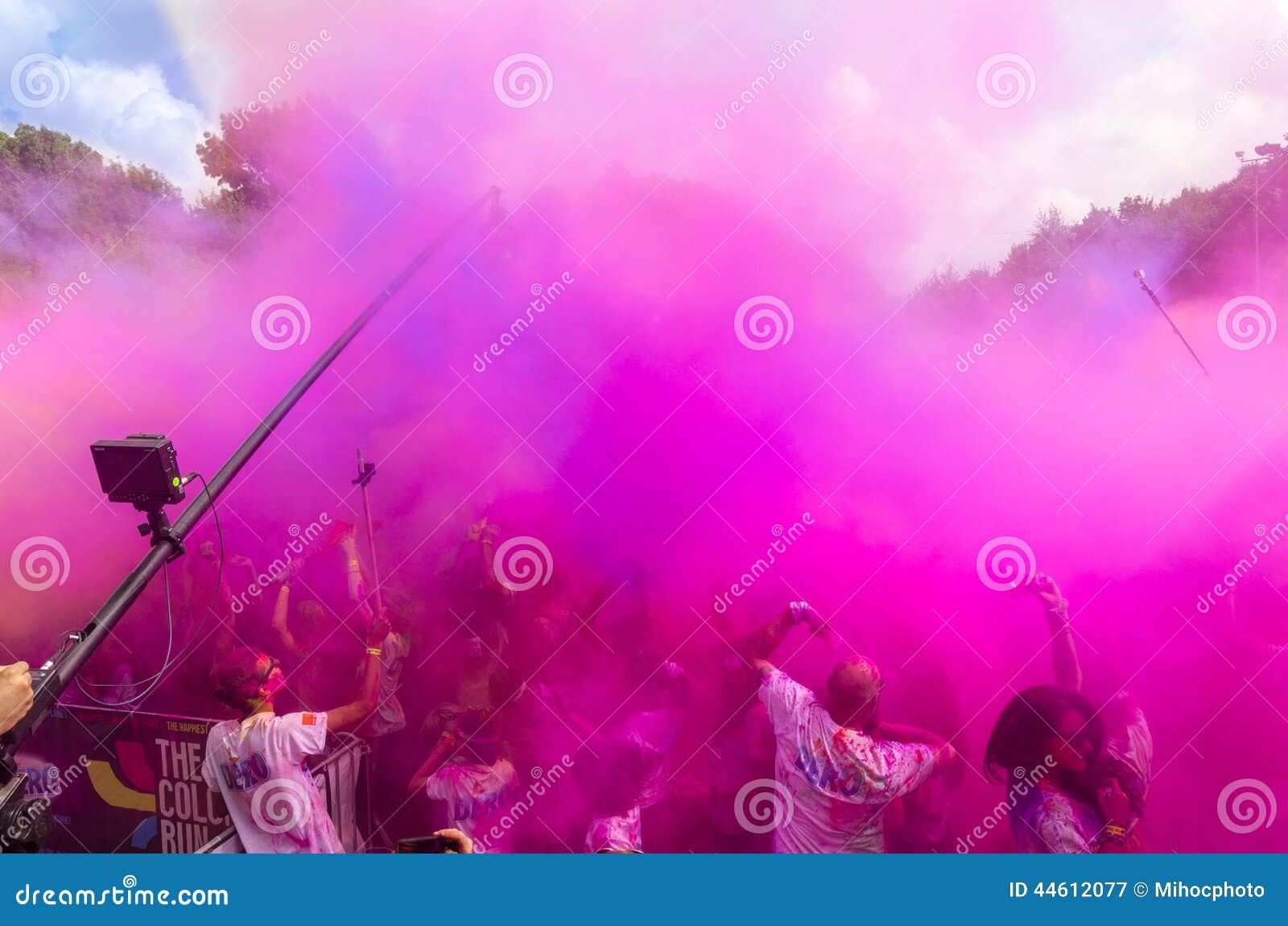 The Color Run Bucharest