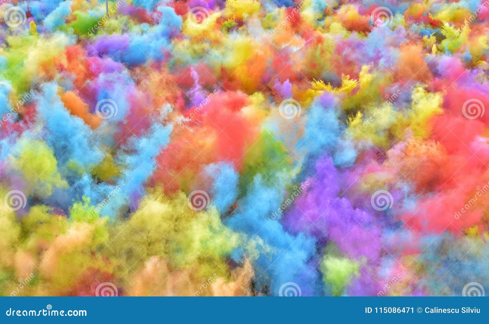 The Color Run Hero Tour Bucharest