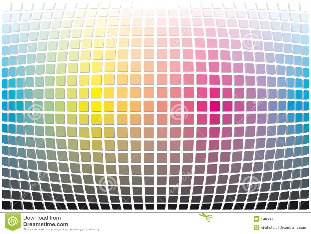 colour spectrum abstract background - photo #25