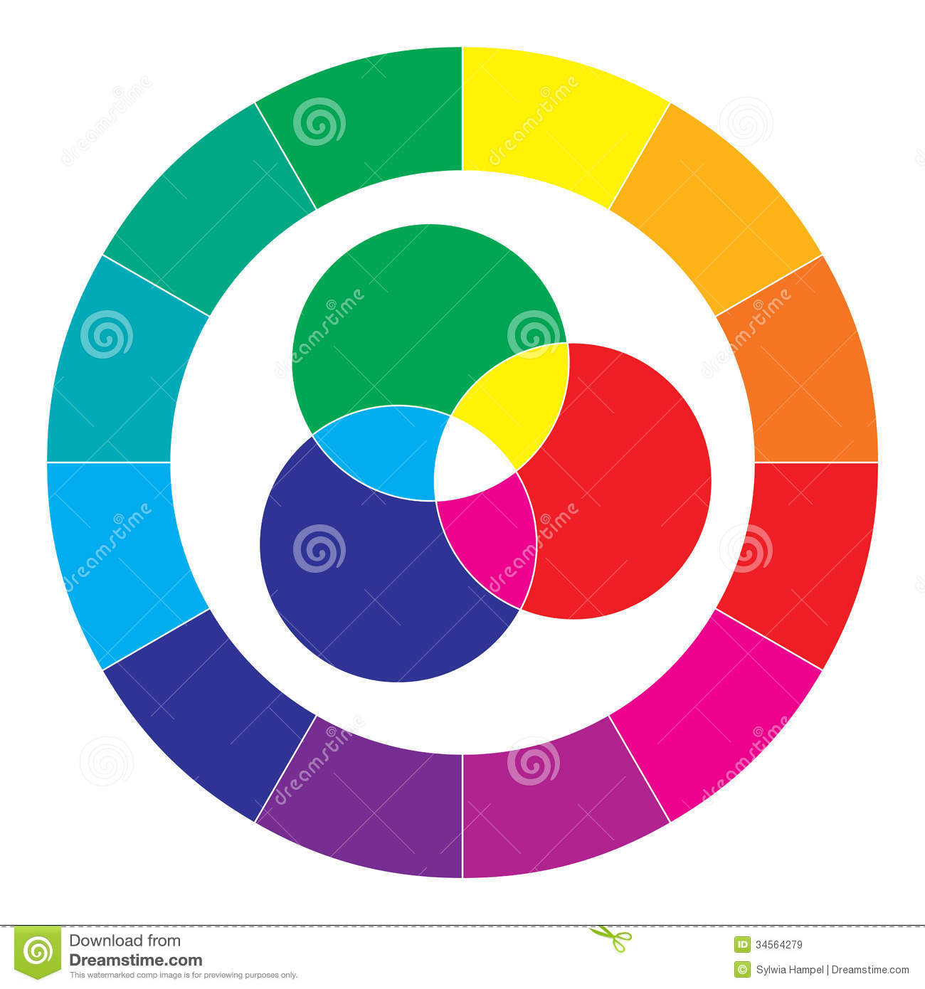 color spectrum abstract wheel colorful diagram background modern style 34564279 wiring diagram 1964 ford galaxie 15 on wiring diagram 1964 ford galaxie