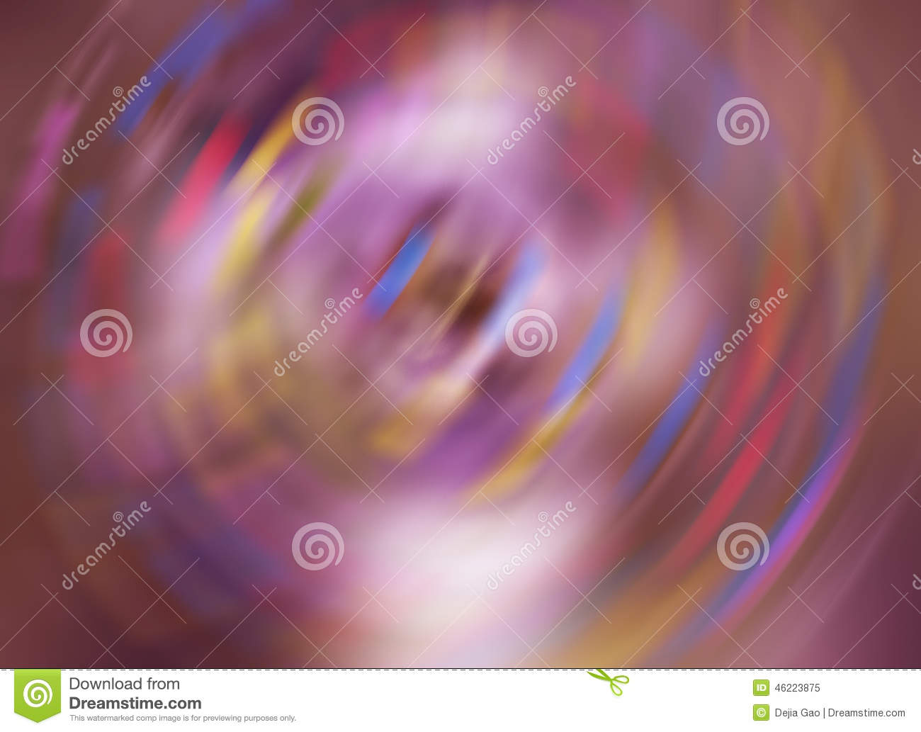 abstract red colourful spin spinning background