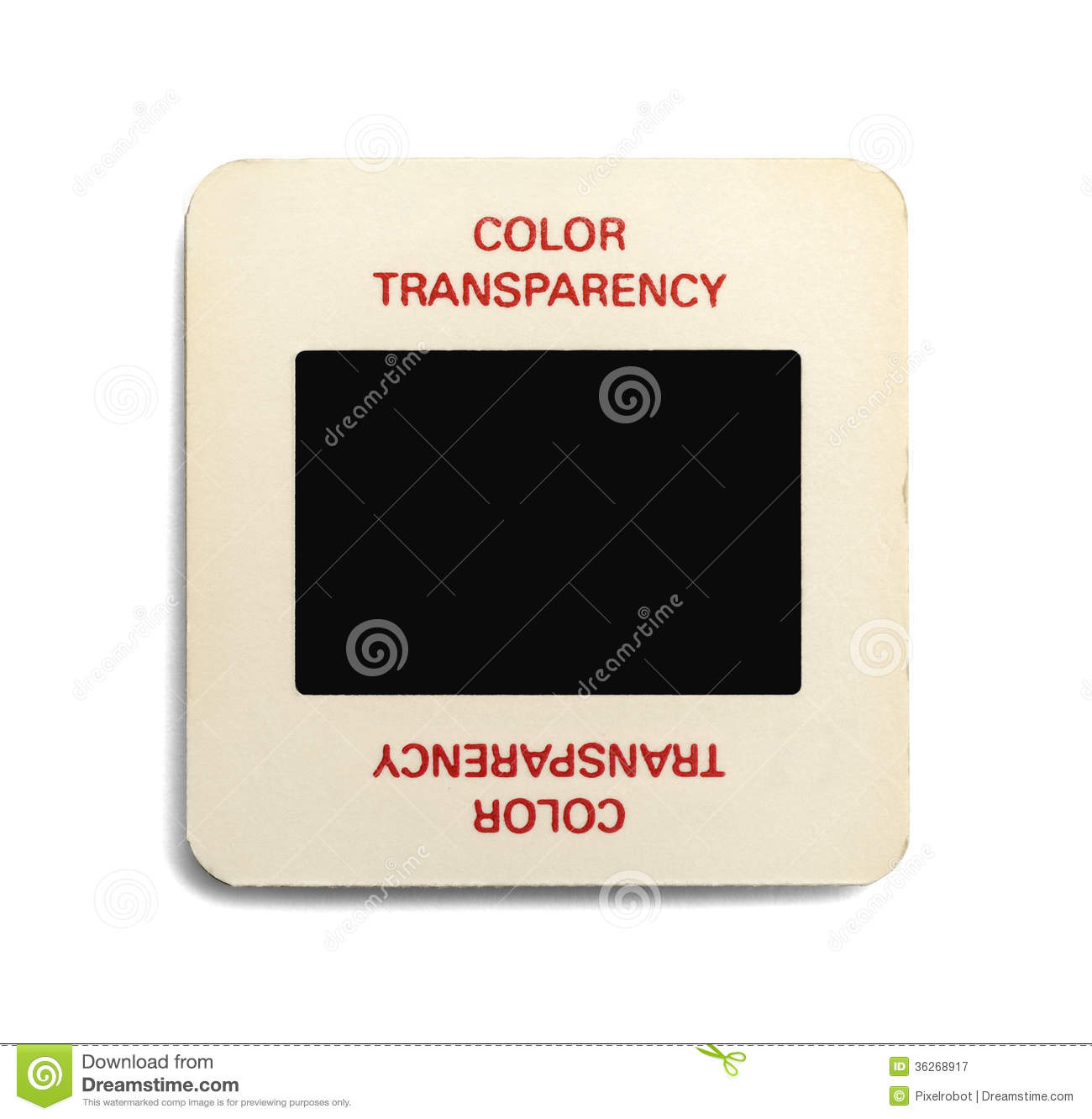 Color Transparency Royalty Free Stock Photography Image