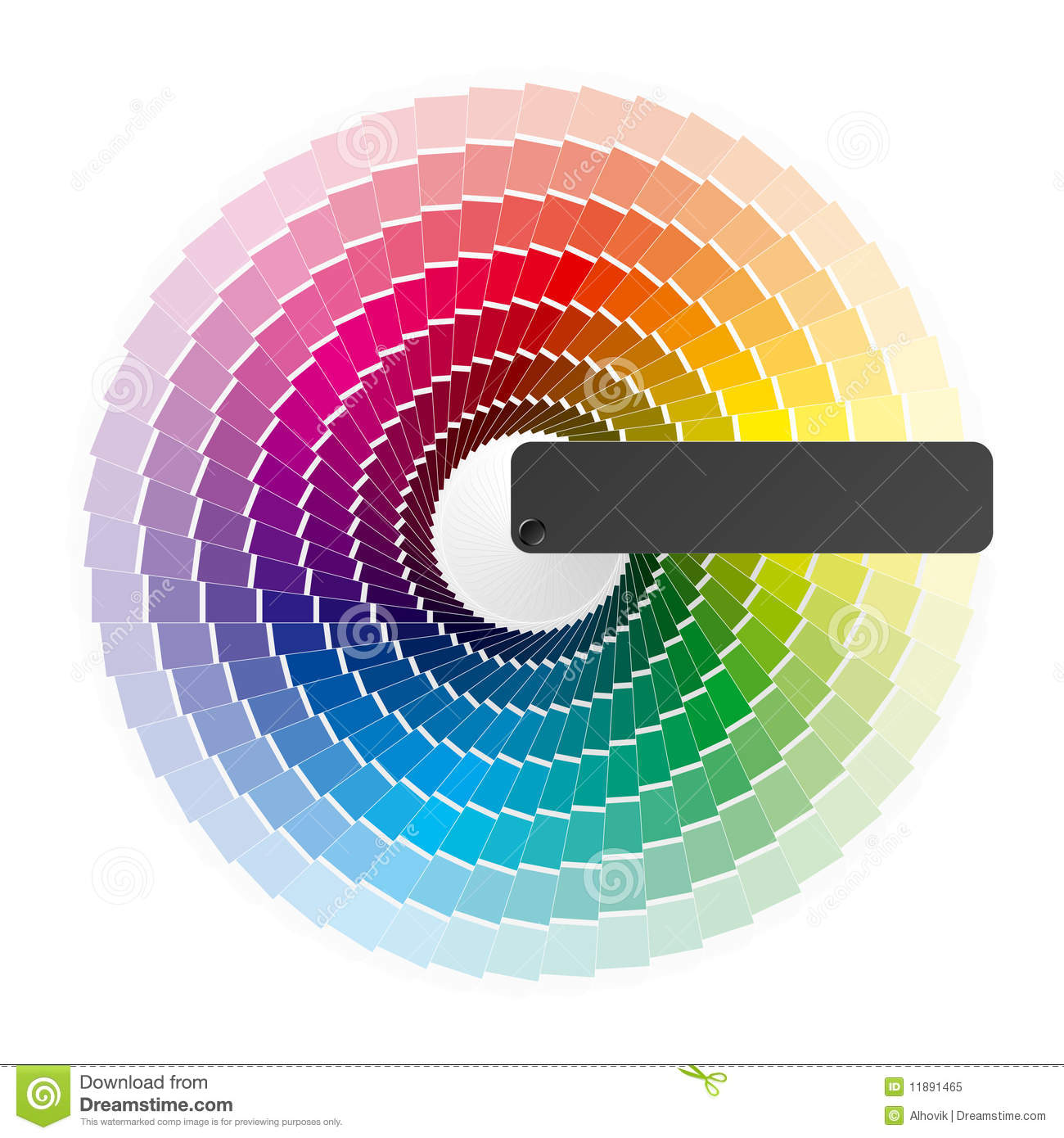 Color wheel stock image 2419459 - Rueda de colores ...