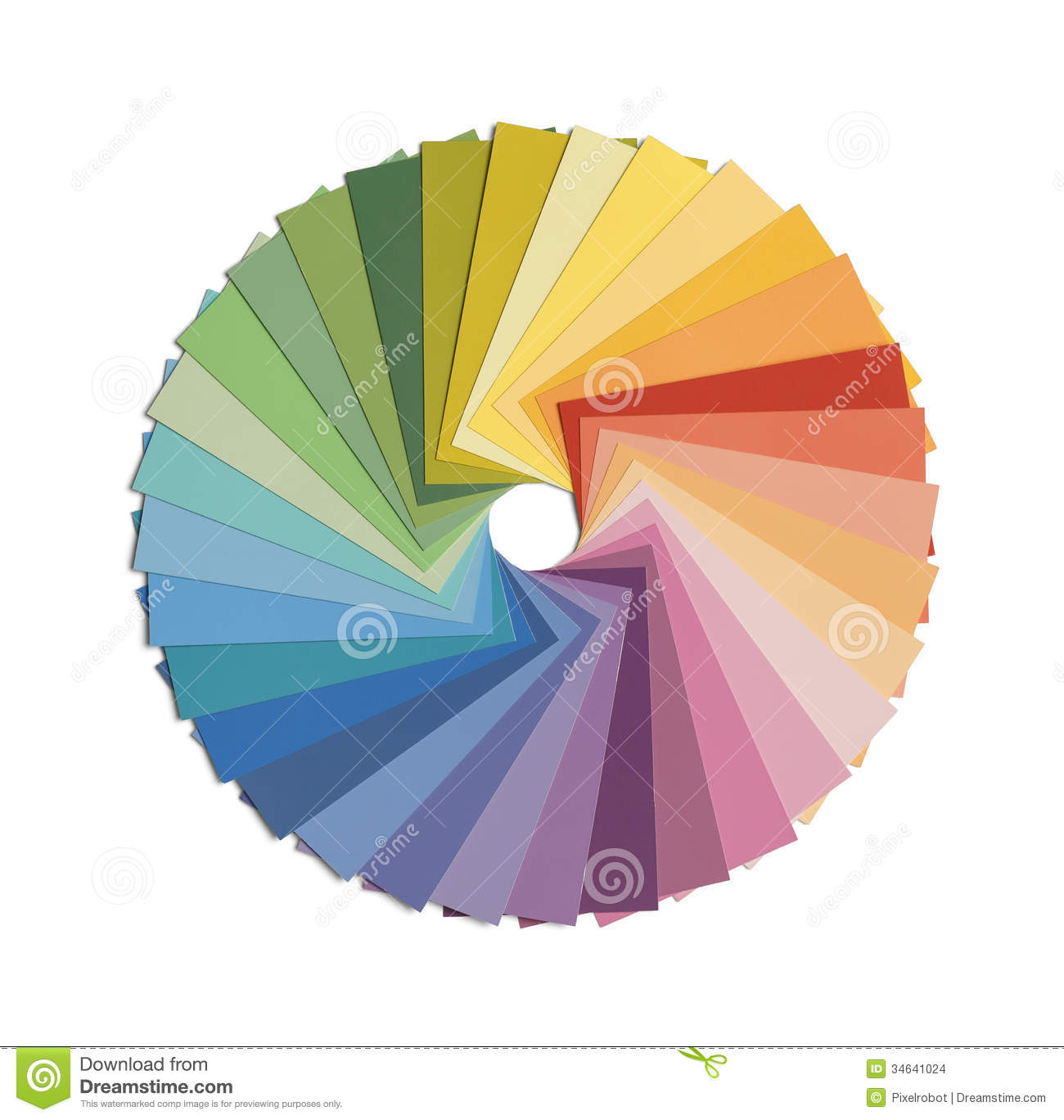 color wheel stock photo image of design entertainment 34641024 rh dreamstime com