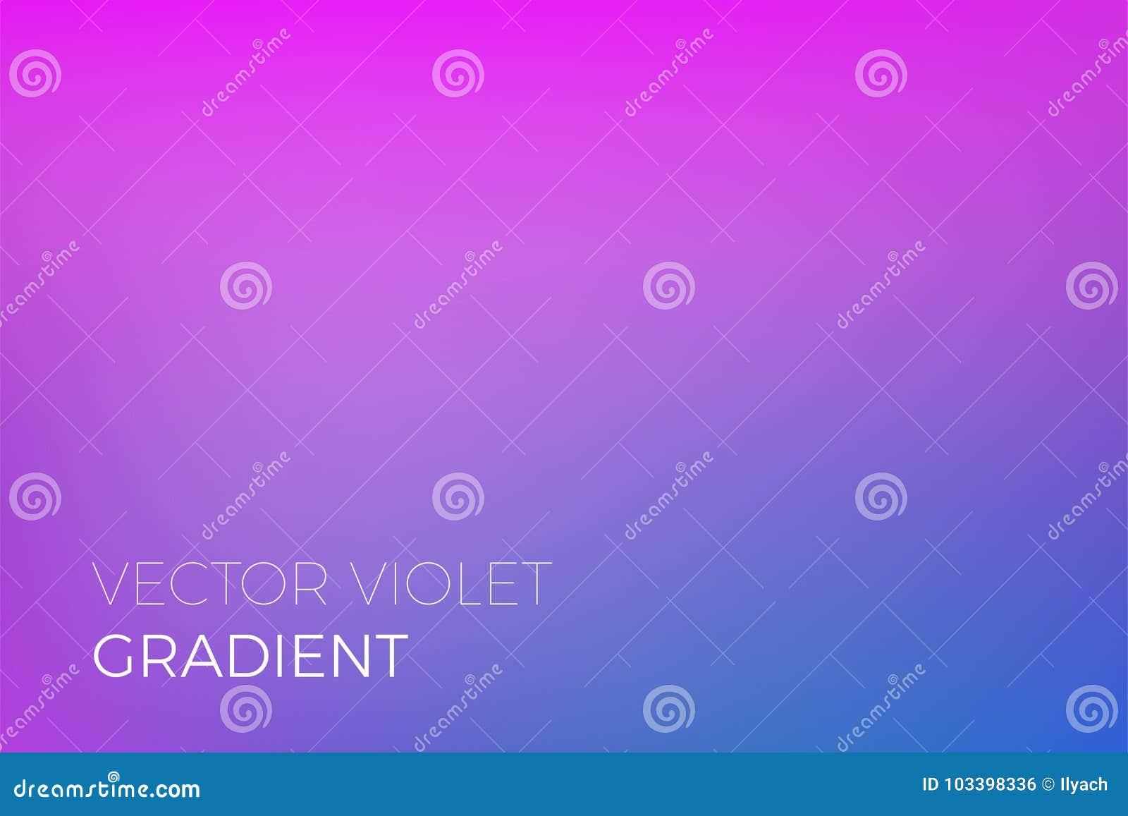 Colora o efeito da luz na moda do vetor da mistura macia abstrata azul roxa do fundo do inclinação