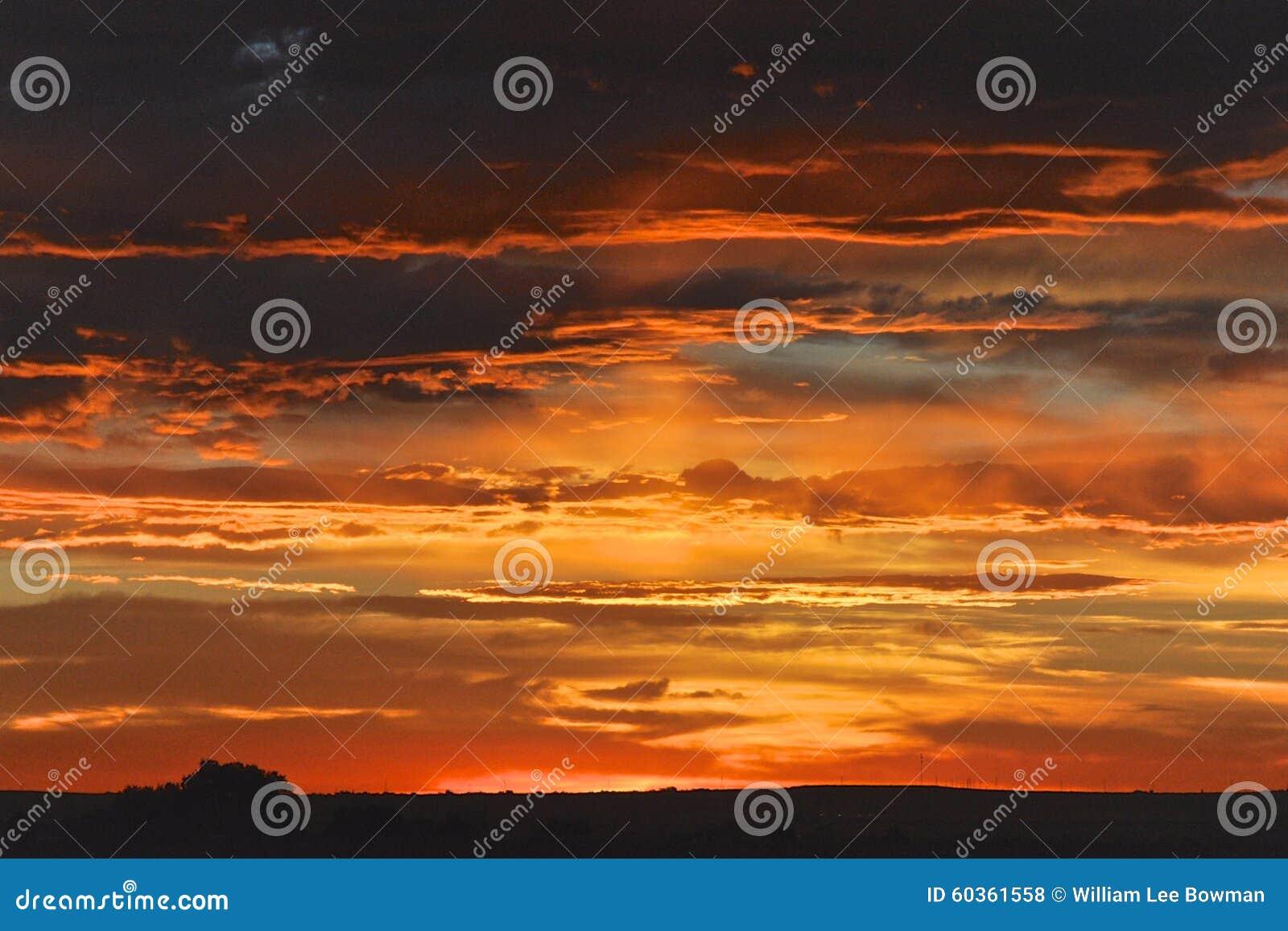 Colorado soluppgång
