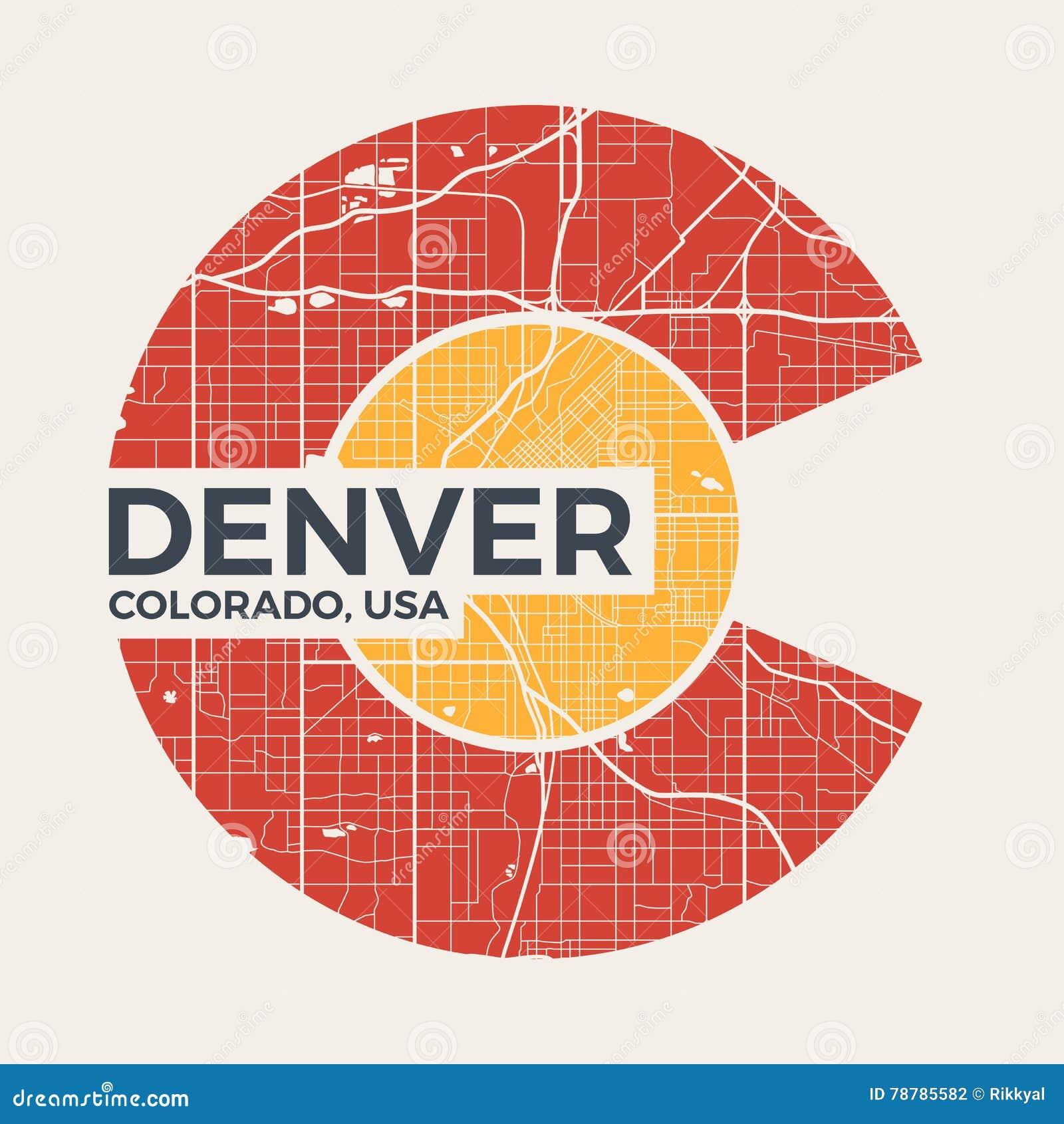 Typography City Graphic Design