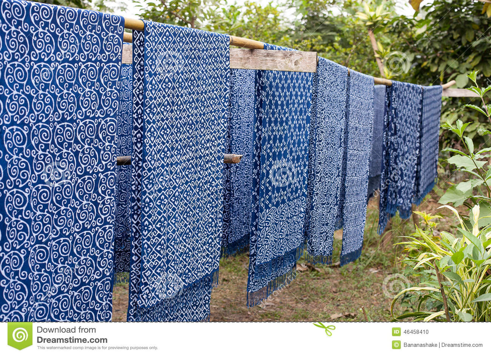 colorant d indigo de tissu de coton dans le modle de varit - Colorant Tissu