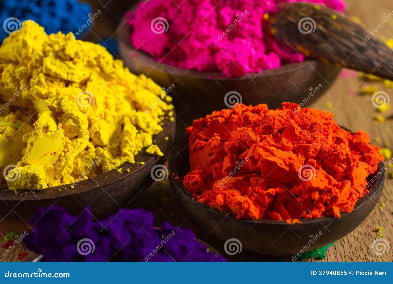 Colorants indiens