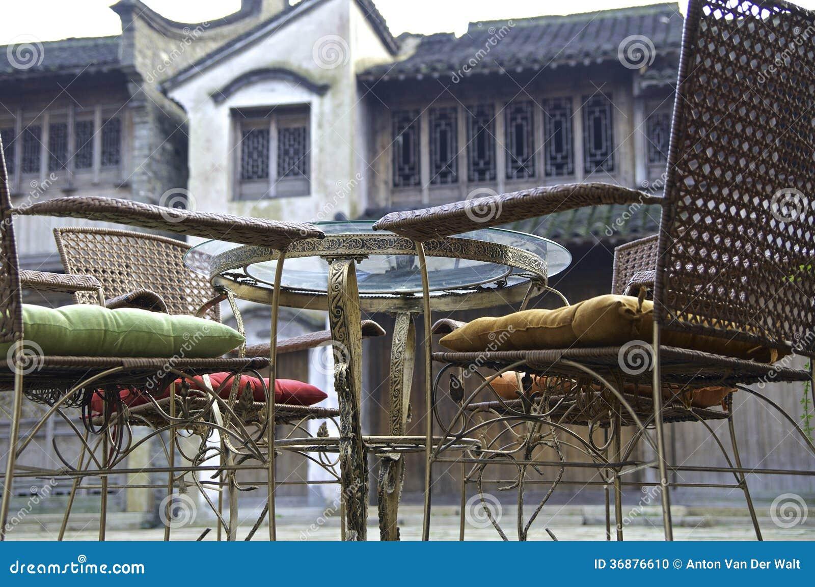 Download Colore pacifico in Wuzhen fotografia stock. Immagine di immagine - 36876610