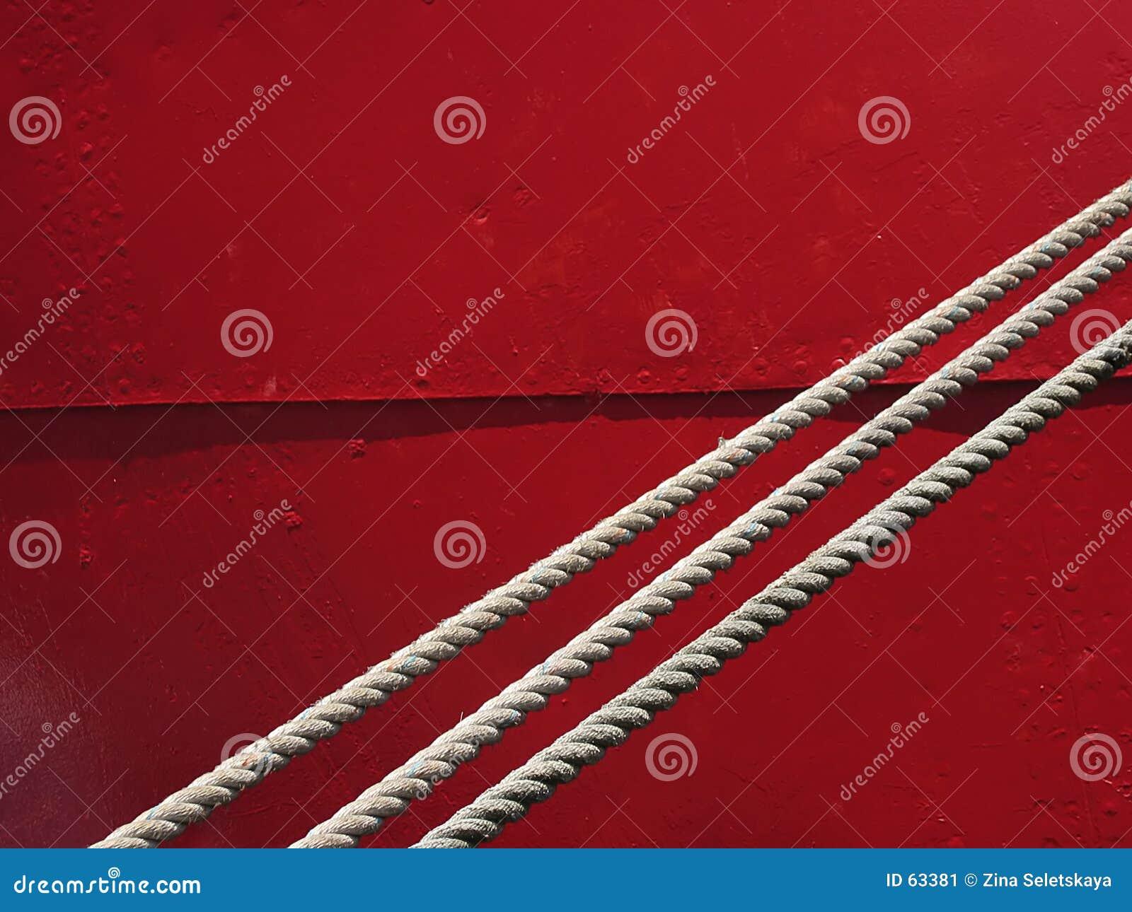 Colore rosso semplice