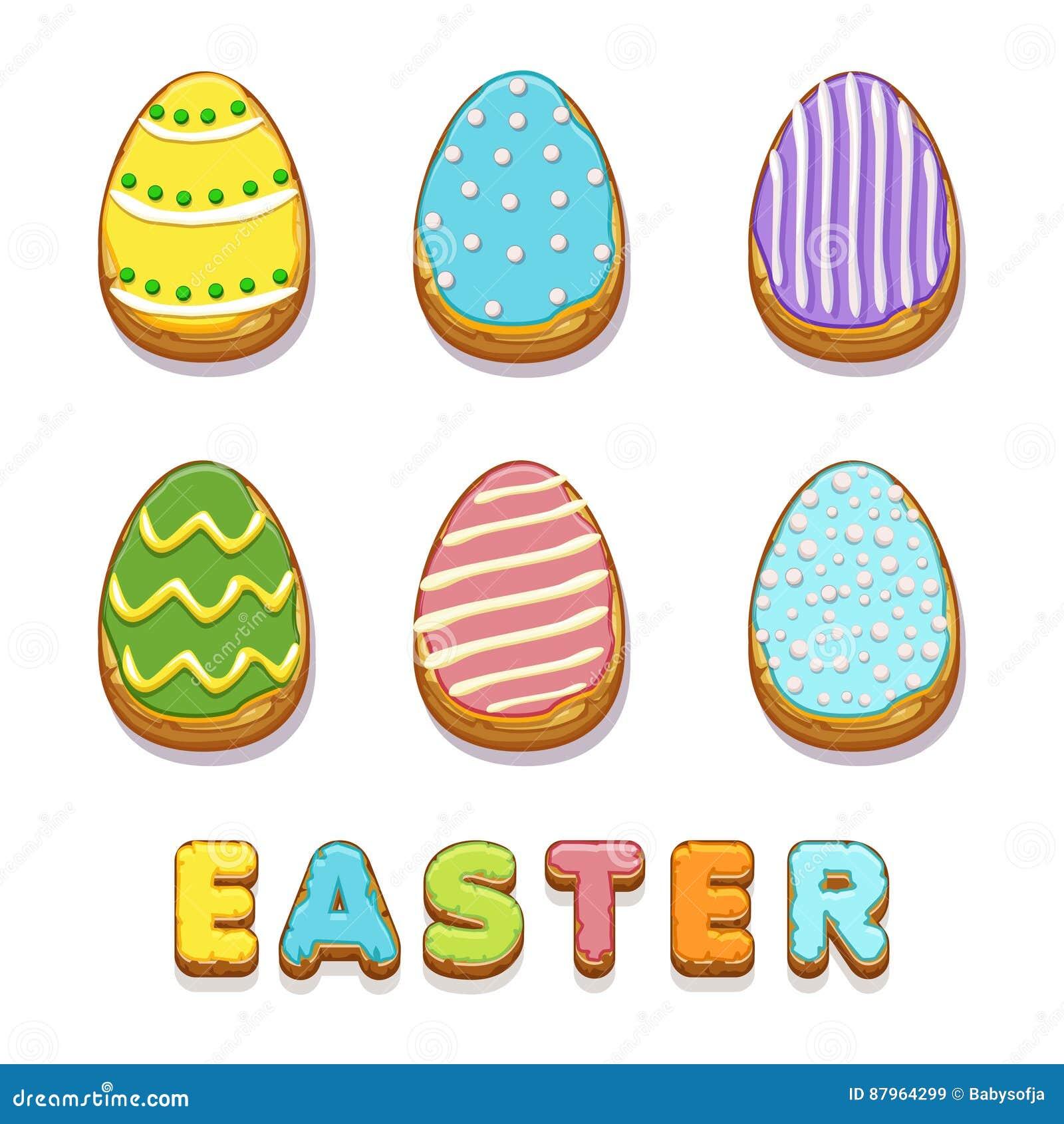 easter eggs happy food - photo #20