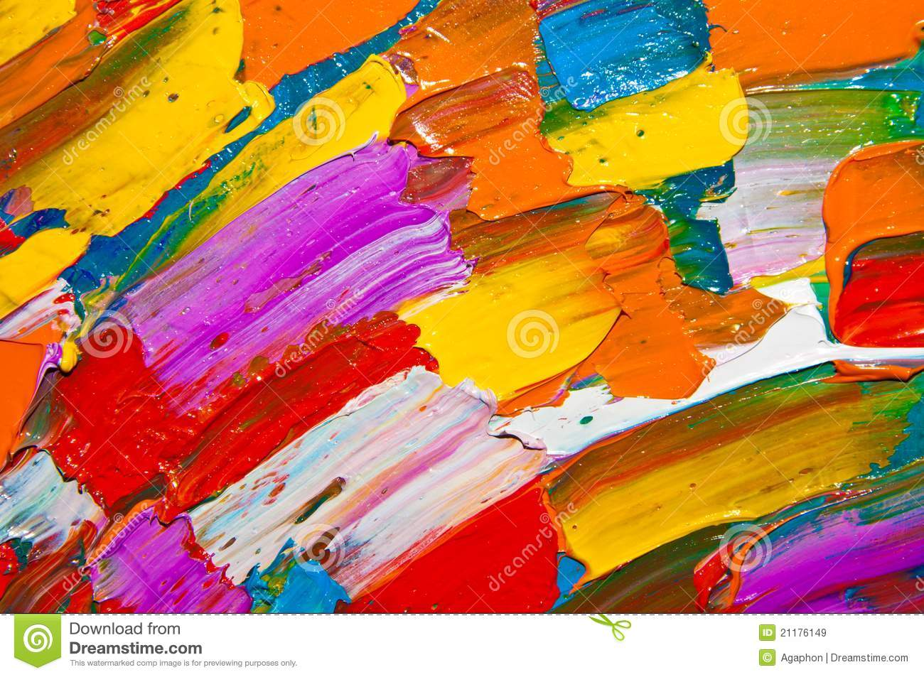 Colored Canvas Royalty Free Stock Images Image 21176149