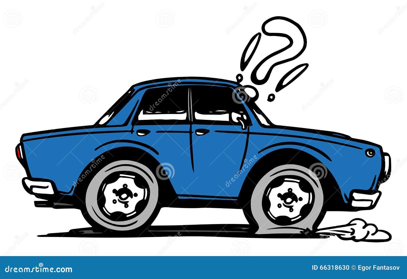 Tire Image - Cliparts.co  Flat Tires Cartoon Hands